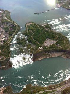 American falls - Niagara Falls & Around