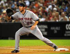 Ike Davis, first baseman, New York Mets.  http://www.fantasybaseballdugout.com/2012/01/20/sleepers-first-base-2012/