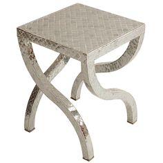Alexandria S Leg Table