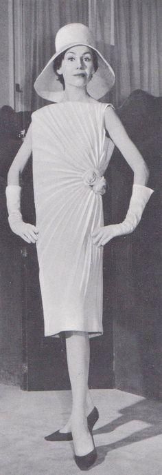 Pierre Cardin Votre Beaute - Spring 1961