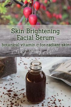 Do you desire a luminous complexion and smooth soft skin? This homemade skin brightening serum is just for you! Dulse flakes, rosehips and orange combine with oil-free, hydrating ingredients for this DIY vitamin c serum. Diy Skin Care, Skin Care Tips, Anti Aging Skin Care, Natural Skin Care, Natural Beauty, Skin Routine, Skincare Routine, Diy Vitamin C Serum, Facial Steaming