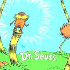 Use Dr. Seuss' made up words to teach context clues