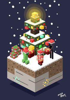 Minecraft Garden, Minecraft Anime, Minecraft Crafts, Minecraft Designs, Cool Pixel Art, Cool Art, Minecraft Pictures, Minecraft Wallpaper, Dragon Tattoo Designs