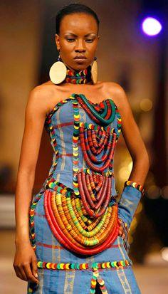 Африканская благотворительная мода | Мода, модели и одежда | Женский журнал Lady.ru