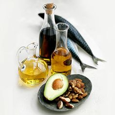 Hello, good fats! You can find polyunsaturated fats in nuts, seeds, vegetable oils such as corn and safflower oil, and fatty fish.