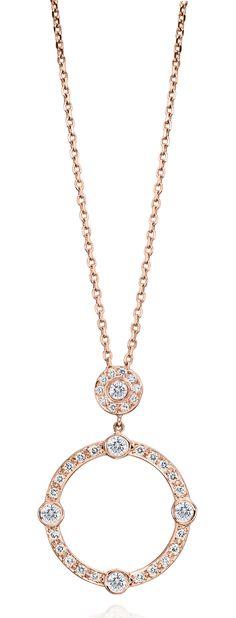 Gumuchian Carousel pendant | JCK On Your Market Rose Gold Jewelry, Diamond Jewelry, Fine Jewelry, Gold Necklace, Pendant Necklace, Diamond Are A Girls Best Friend, Carousel, Tiffany, Diamonds