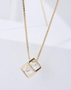 #VIPme (VIPSHOP Global) - #Find Wind Gold Necklace - AdoreWe.com