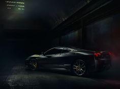 """Check out this @Behance project: """"Ferrari 430"""" https://www.behance.net/gallery/47067989/Ferrari-430"""