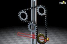 Chain Drive Mechanism