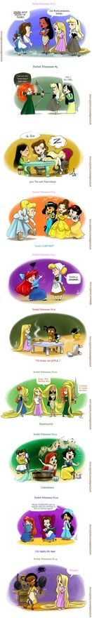 funny disney princesses i-don-t-care-who-you-are-that-there-s-funny