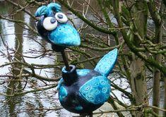 Výsledek obrázku pro keramiek vogels