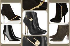Ankle Boots by night http://www.grazia.it/moda/tendenze-moda/stivali-stivaletti-autunno-inverno-2013-2014-biker-boots