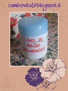 camBIOvita: Gel di Acido Ialuronico fai da te