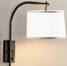 Revamp your dwelling by adding this Home Decorators Collection Arch one Light Oil-Rubbed Bronze Wall Medium Swing-Arm Pin-up Lamp. Wall, Lamp Design, Wall Lights, Wall Lights Bedroom, Lamp, Wall Lamps With Cord, Wall Mounted Lamps, Lamp Cord, Home Decorators Collection