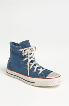 Converse Chuck Taylor® All Star® Washed High Top Sneaker available at Nordstrom