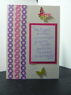 US $3.00 New in Crafts, Handcrafted & Finished Pieces, Greeting Cards & Gift Tags