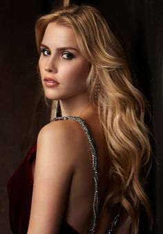 Claire Holt Talks The Originals with Glamoholic   The Vampire Diaries
