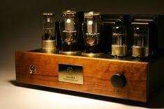 Lowther Club Jazz 6L6 Amplifier
