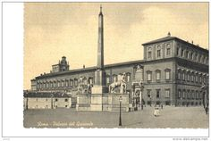 ROMA - PALACIO DEL QUIRINAL