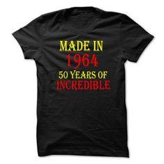 1964 T Shirts, Hoodies. Get it here ==► https://www.sunfrog.com/LifeStyle/1964-.html?57074 $24.95