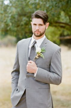 Dapper groom: http://www.stylemepretty.com/colorado-weddings/franktown/2016/07/14/the-wild-west-gets-a-romantic-makeover-with-this-inspiration-shoot/ | Photography:Tamara Gruner Photography - http://www.tamaragruner.com/