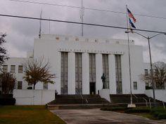 Iberia Parish Courthouse (New Iberia, Louisiana)