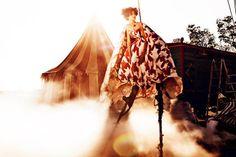 Zirkusshooting Originale - Germany's next Topmodel 2015