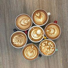 Cappuccino - Coffee Latte Art, Coffee Is Life, Coffee Type, I Love Coffee, Coffee Break, Coffee Shop, Cappuccino Art, Morning Coffee, Coffee Coffee