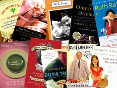 10 Food Books That Changed My Life.