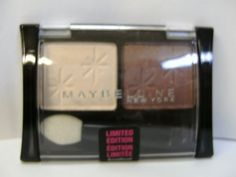 Maybelline New York Expert Wear Eyeshadow Duo Amethyst Diamond * To view further for this item, visit the image link.