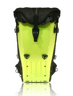 Boblbee Megalopolis Aero in Neon Yellow. Great piece of kit, not seen  another one · Équipement MotoRucksack ... a01eaeb521