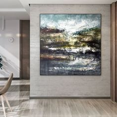 Original Abstract Painting Large Wall Decor Oil Painting On image 3 Colorful Paintings, Your Paintings, Original Paintings, Original Art, Large Painting, Oil Painting On Canvas, Abstract Canvas Art, Texture Art, Large Wall Art