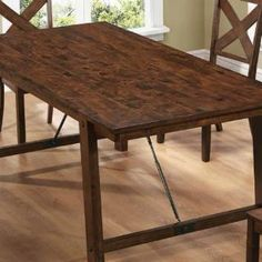 Check out the Coaster Furniture 103991 Lawson Dining Table priced at $465.00 at Homeclick.com.