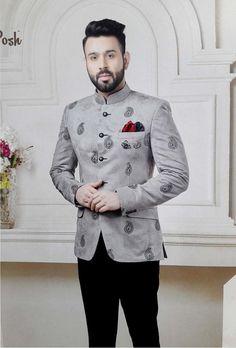 Blazer Outfits Men, Mens Fashion Blazer, Stylish Mens Outfits, Suit Fashion, Look Fashion, Mens Blazer Styles, Designer Suits For Men, Designer Clothes For Men, Wedding Outfits For Men