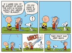 funny holiday around the world | Peanuts: Happiness is a Warm Blanket, Charlie Brown « Read About ...