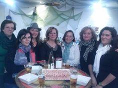 Ganadores del sorteo de #marisco y vino especial para marisco en Lucena, saludos http://www.lagambadeoro.es