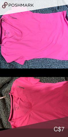 Reebok top Nice pink color. Reebok Tops