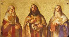 Живопись И.Дорнера в Исаакиевском соборе