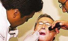 Un activista social, Cesáreo Vargas Trujillo, presidente de un organismo nacional de derechos humanos, pidió el indulto humanitario para el ex presidente Alberto Fujimori, quien cumple condena de 25 años de prisión por delitos de lesa humanidad.
