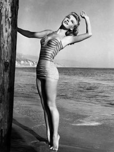 Vera Ellen: The most talented female dancer in Hollywood (according to me).