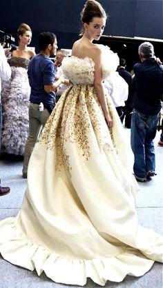 Giambattista Valli, Haute Couture.