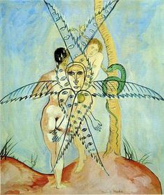 Untitled (5131) - (Francis Picabia)