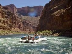 Marble Canyon rafting on the Colorado River upstream from the Grand Canyon - Bing Images