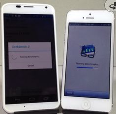 Motorola Moto X vs. Apple iPhone 5 Full Comparison Review AT #attmobilereview