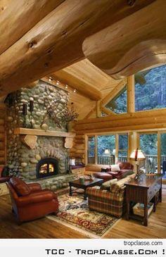 Belles maisons en bois 3