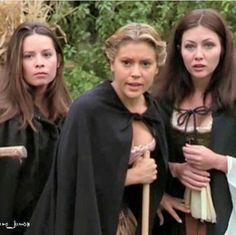 Charmed custume