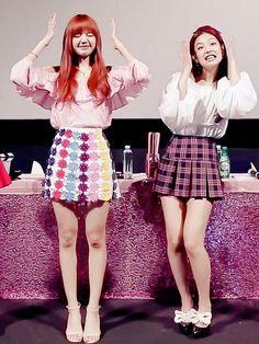 Lisa and Jennie