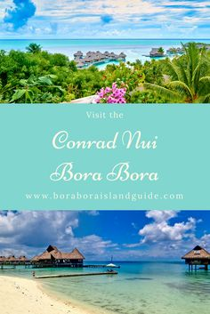 Is this the Bora Bora resort for you?