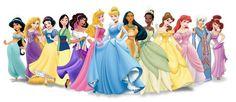 Photo of Disney Princess + Kida for fans of Disney Princess.