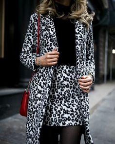 Classic Jewelry + Snow Leopard Coordinates